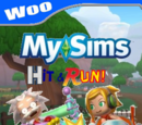 MySims Hit & Run