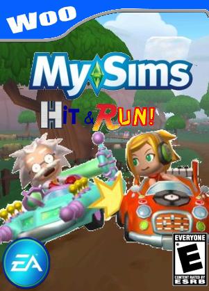 MySims HRbox