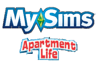 MySims Apartment Life Logo