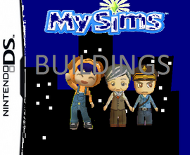 MySims Buildings