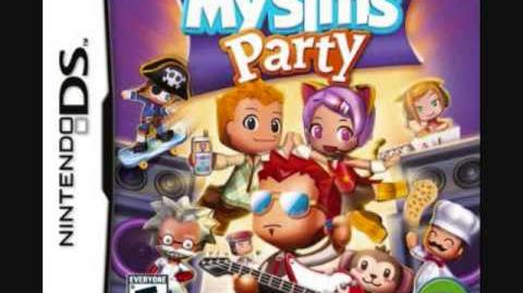 MySims Party (DS) Soundtrack - Customize Your Character!