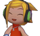DJ Candy (MySims Police Force Wii)
