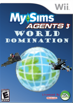 MySims Agents 3- World Domination image