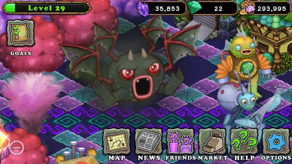 grumpyre - my singing monsters wiki