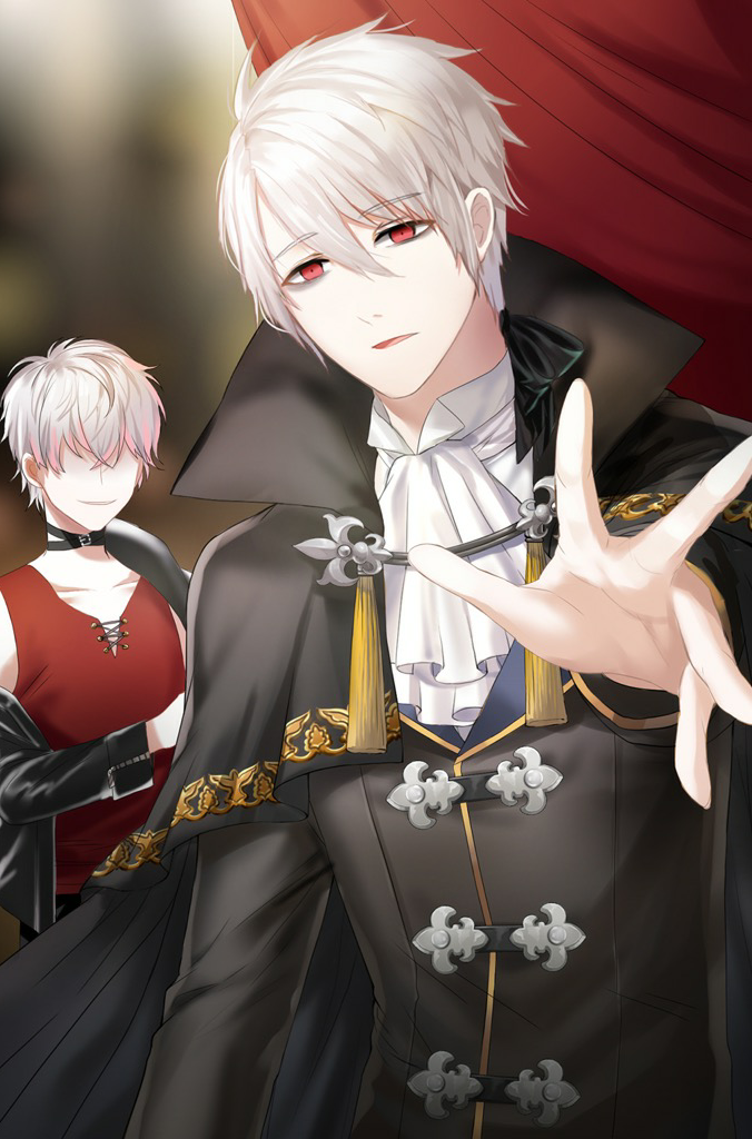 Mystic Messenger Zen S Room