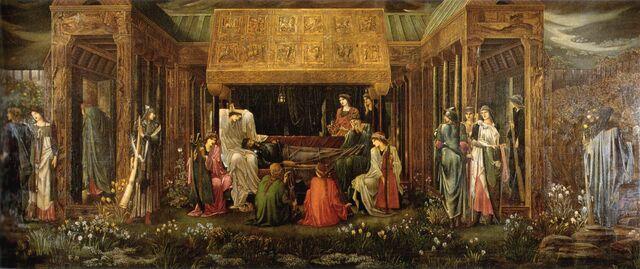 File:Burne-Jones Last Sleep of Arthur in Avalon v2.jpg