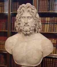 Bust of Zeus