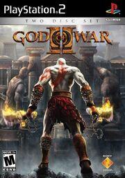 God of War II cover