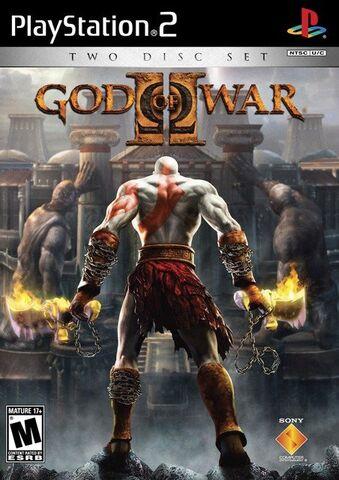 File:God of War II cover.jpg
