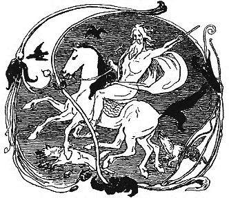 File:Odin, Sleipnir, Geri, Freki, Huginn and Muninn by Frølich.jpg