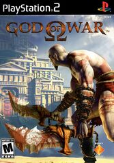 God of War (North American box art)