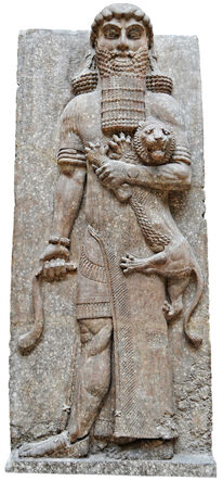 File:Gilgamesh louvre.jpg