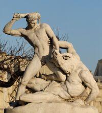 Theseus Minotaur Ramey Tuileries