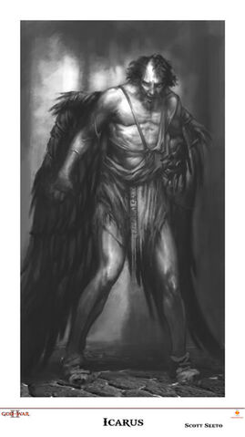 File:Icarus concept art in God of War II.jpg