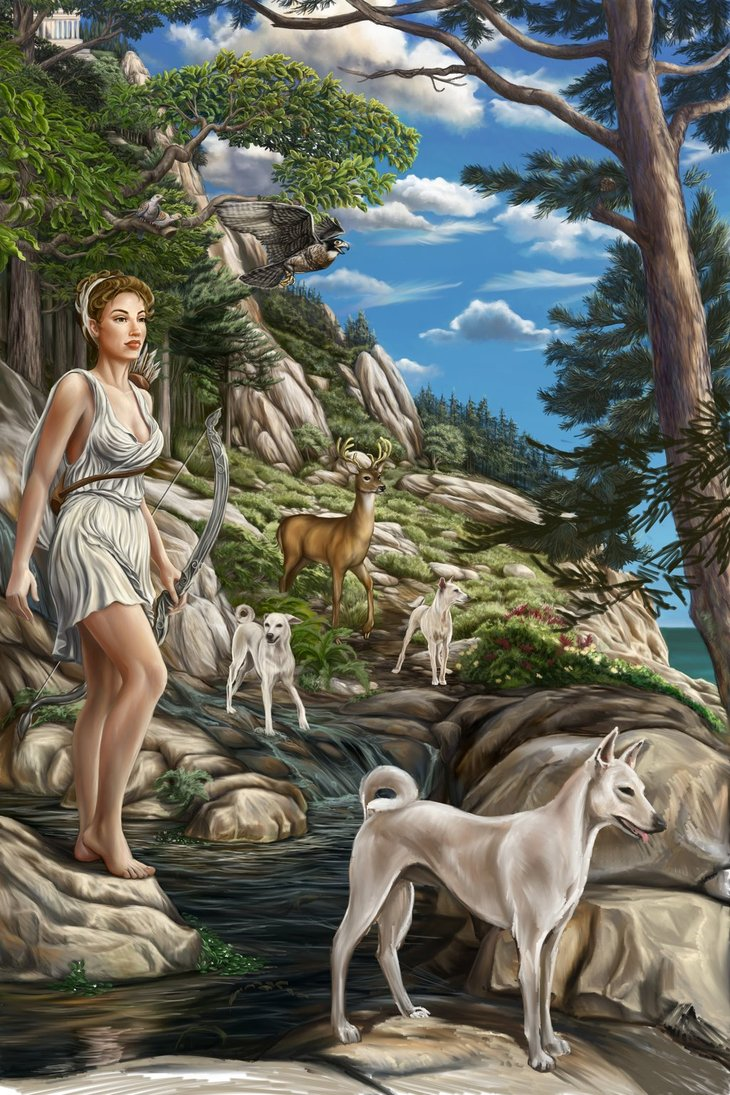 Artemis | Mythology Wiki | FANDOM powered by Wikia