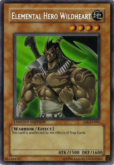 Elemental Hero Wildheart Elemental Hero Wildheart is