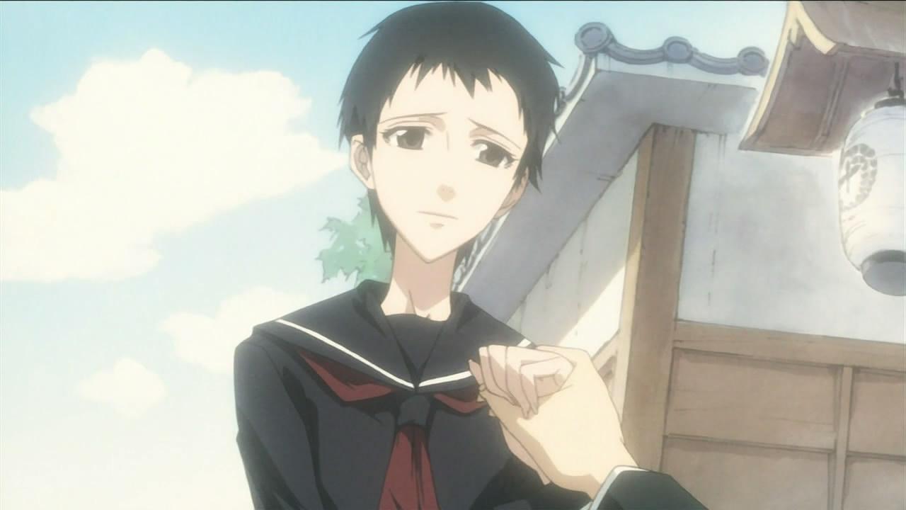 Nabari No Ou Miharu And Raimei 1