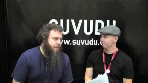 Patrick Rothfuss Answers Fan Questions San Diego Comic Con 2011