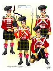 92nd Highlanders