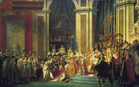 The Coronation of Napoleon I