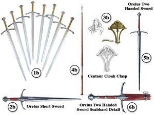 Oreiusweapons
