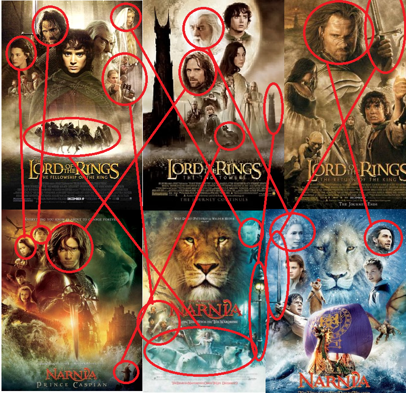 User blog:Lego lord/Middle-Earth vs. Narnia Movies | The