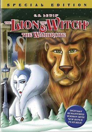 File:The Lion, the Witch and the Wardrobe US animated cover.png