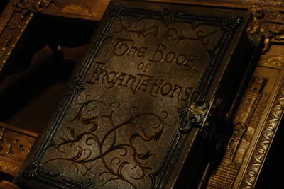 Bookofincantations