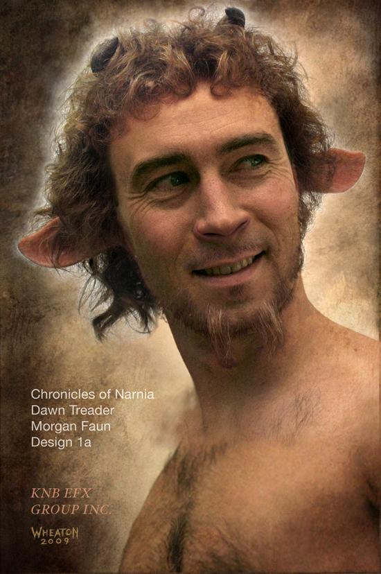 Half Man Half Goat Narnia