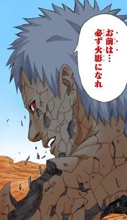 Obito's final moments