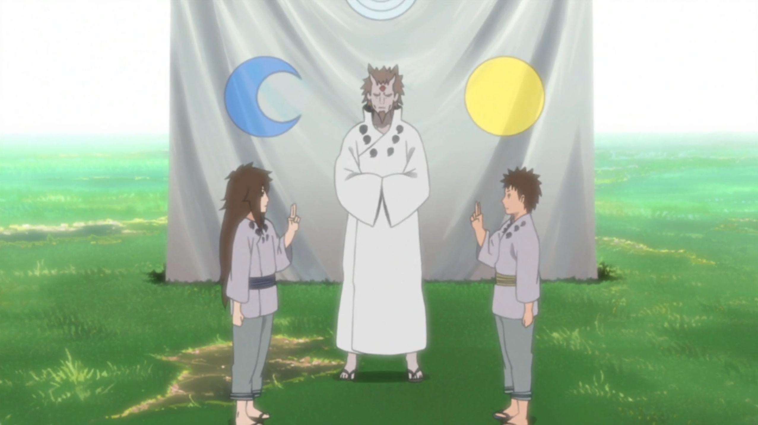 Hagoromo and his two sons.png