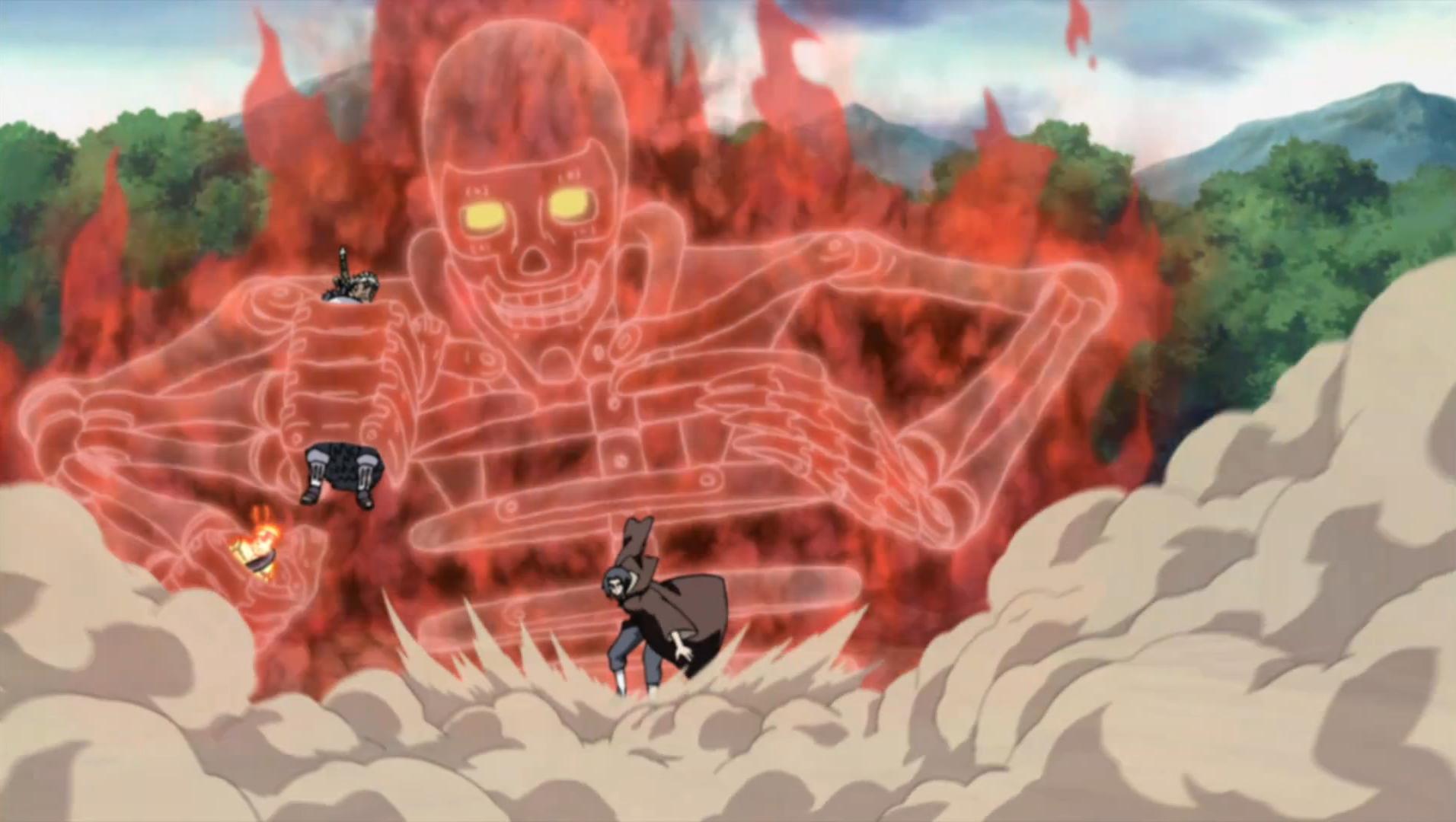 all susanoo awakening and forms explained � otakukart