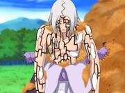 Kimimaro's curse mark 1