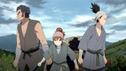 Shikamaru's Team Undercover