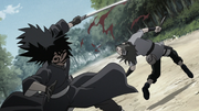 Madara Kills Tenma