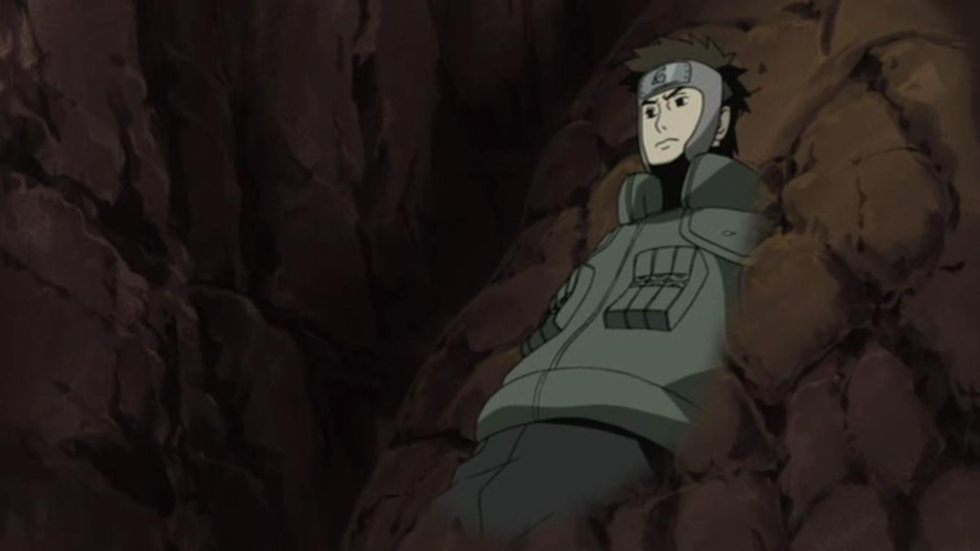 Image - Yamato phasing through rock.png | Narutopedia ...