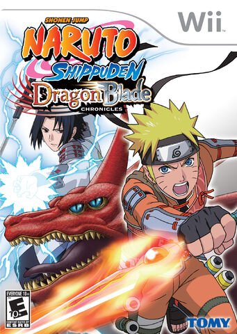 File:Naruto shippuden dragon blade chronicles cover.jpg