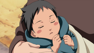 Infant Sasuke