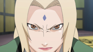 Tsunade decides to head out