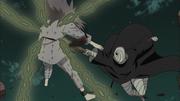 Tobi stabbing Karin