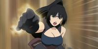 Nadeshiko-Style Hardliner Gale Fist