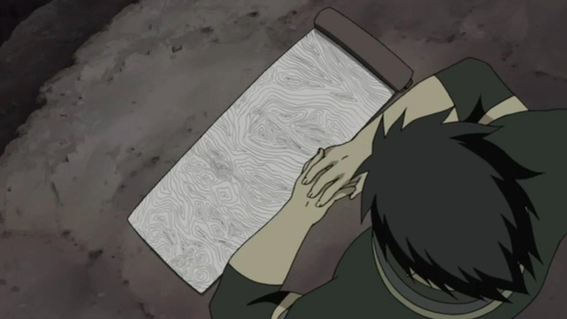 Altering Terrain    Diagram    Scroll   Narutopedia   Fandom