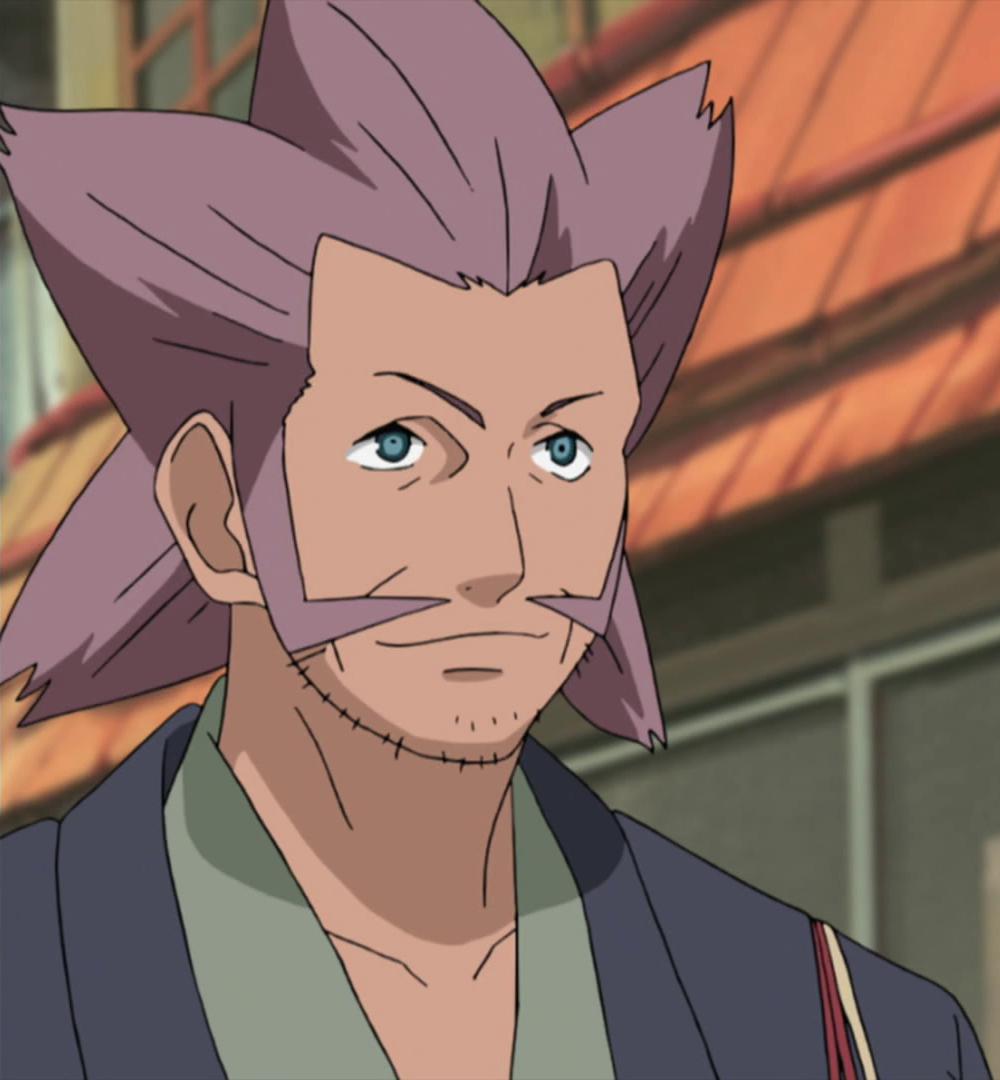 Haruno Kizashi