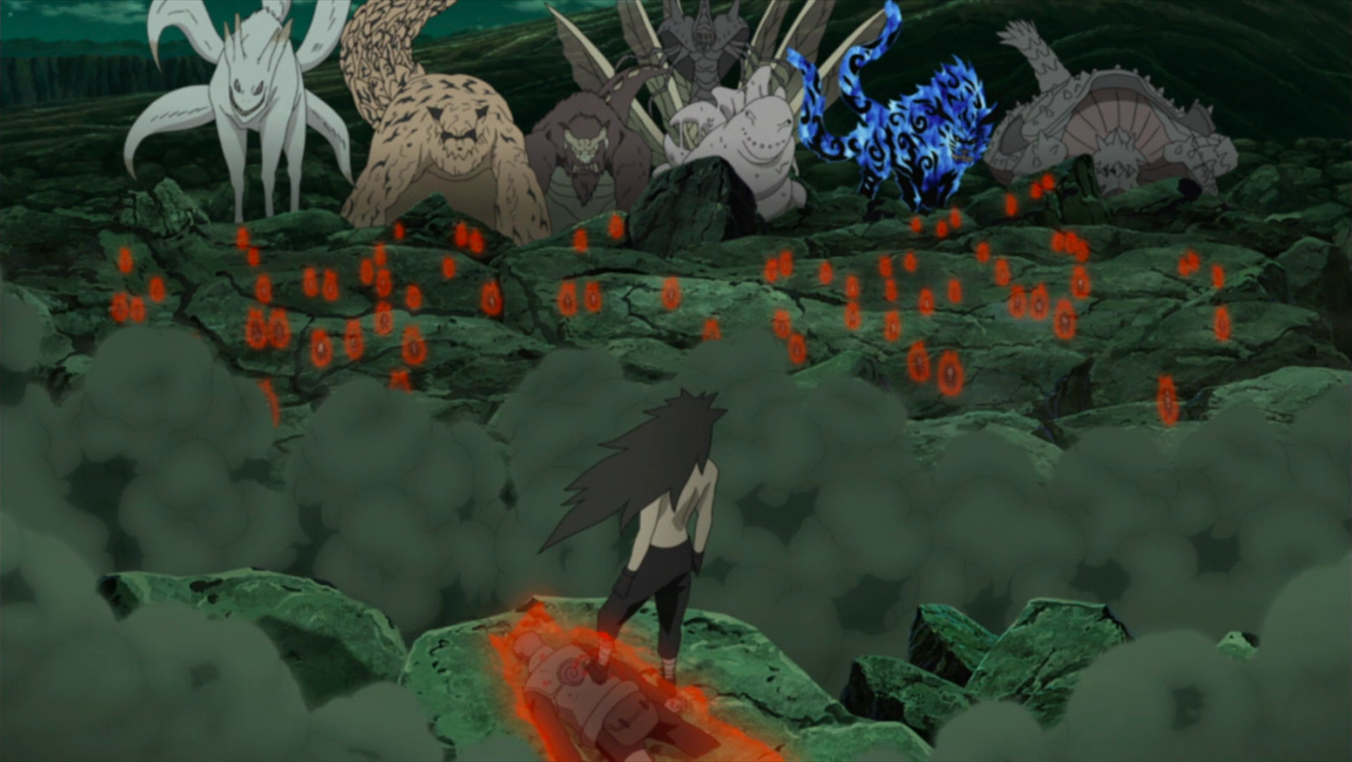 how did hashirama die