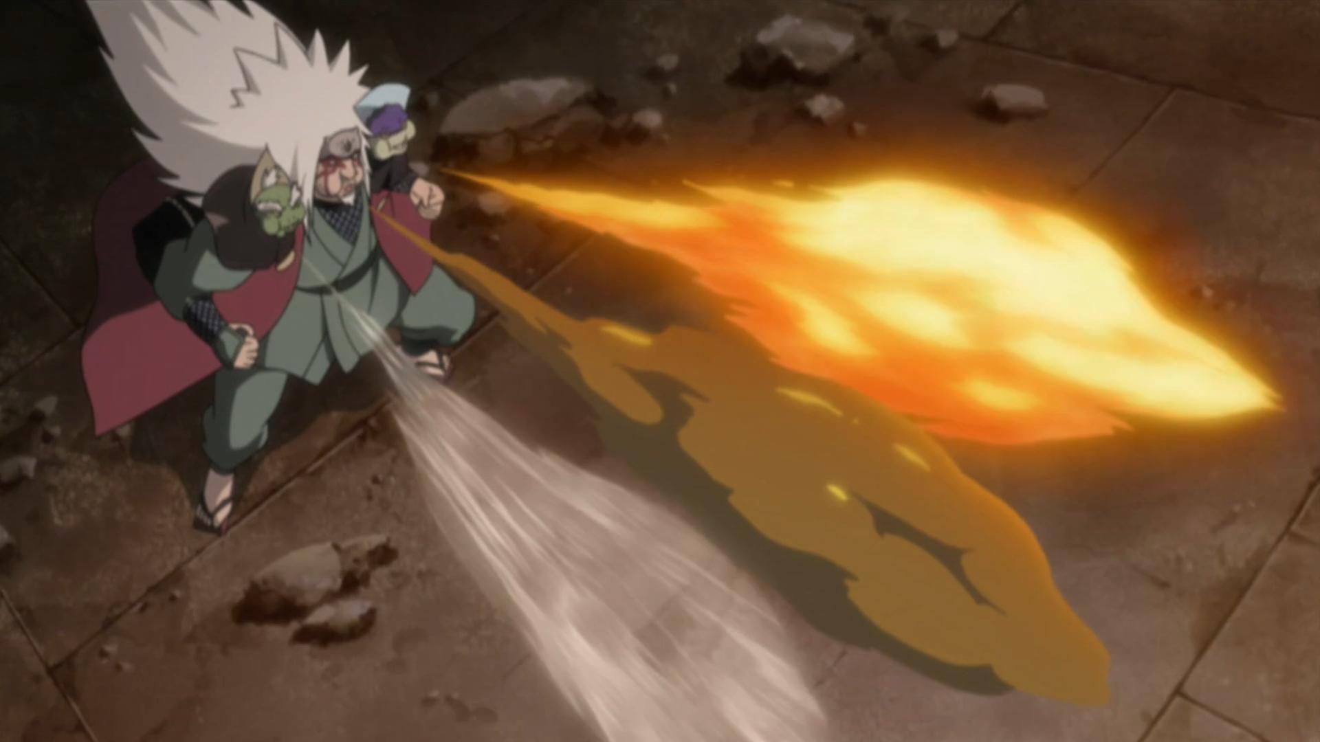 Which Ultimate Naruto Jutsu Should You Use? | Playbuzz