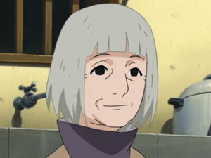 Obito's Grandmother