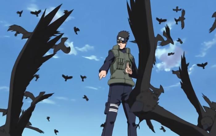 Technique de dispersion des mille corbeaux naruto wiki - Technique de sasuke ...