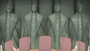 The four Kazekage