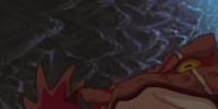 Ia Terbang! Ia Melompat! Ia Mengintai! Sang Kepala Kodok Muncul!
