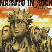 NARUTO IN ROCK -The Very Best Hit Collection Instrumental Version-